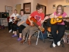 Teaching guitar at Papworth 3