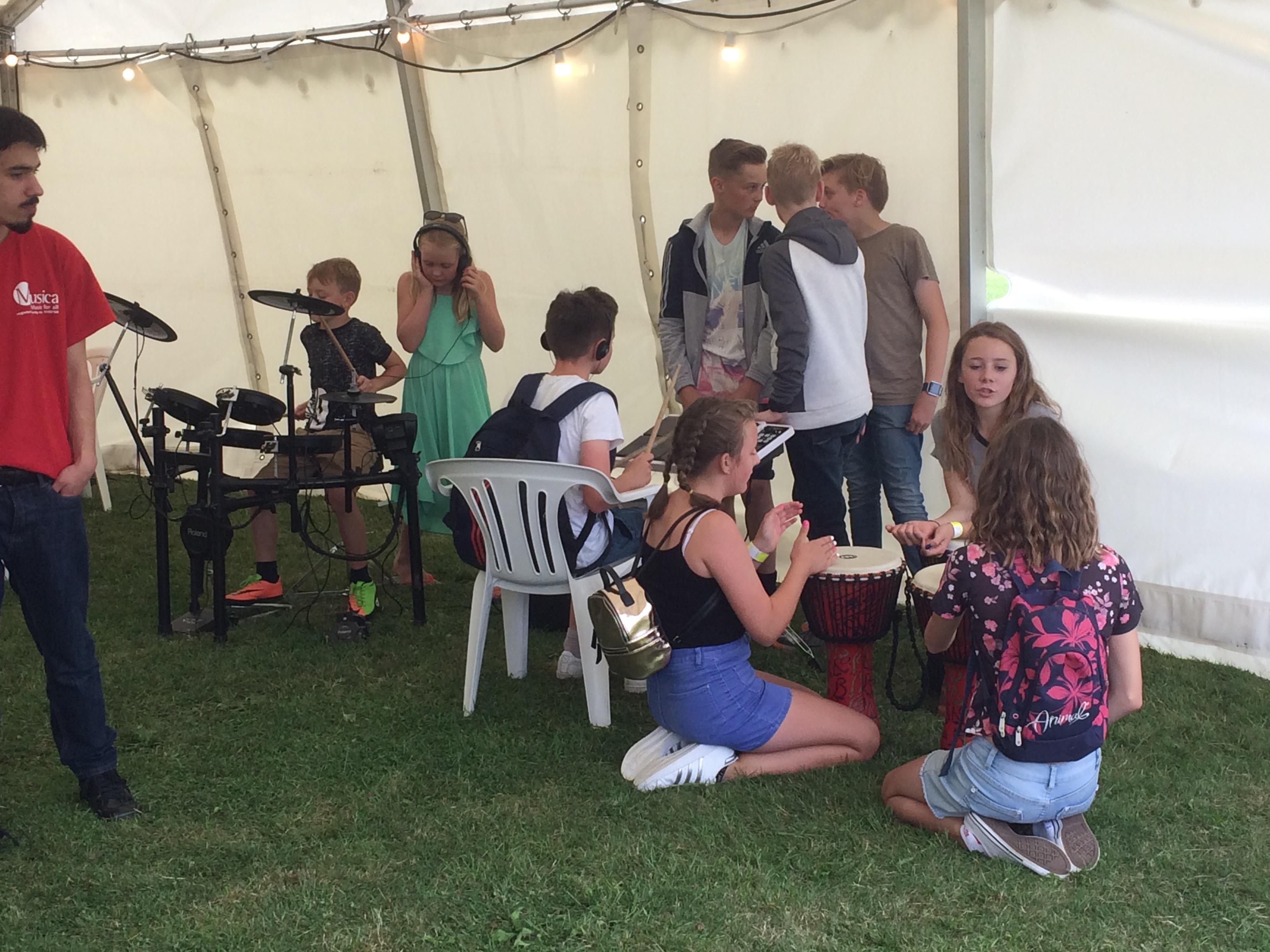 Musica Mixed Children Group