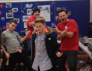 Leiston YouthClub Dec2015 2