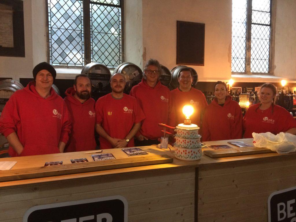 Saints Beerfest