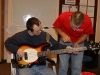 Teaching guitar at Papworth