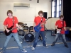 Musica Rockschool students performing